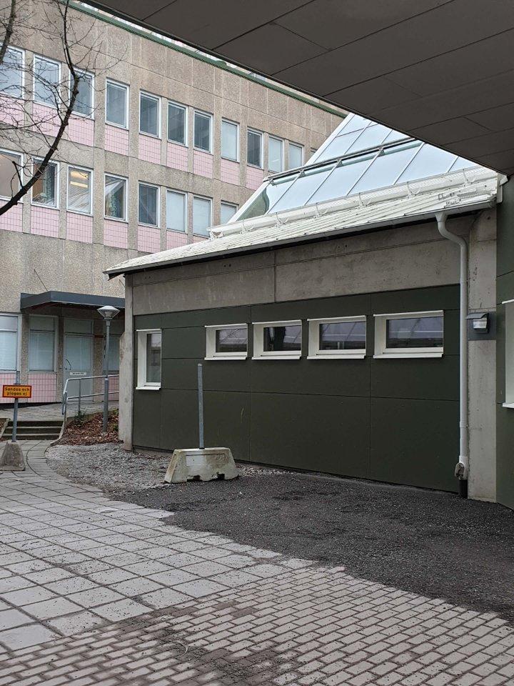 fönster plåtade USÖ Örebro